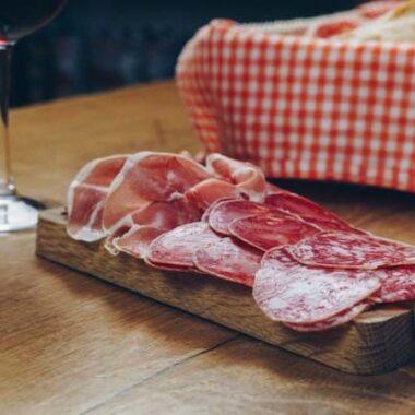 Vleeswarenplateau